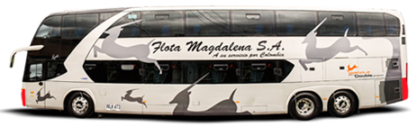 bus gacela doble premium